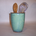 Hand Thrown Utensil Holders