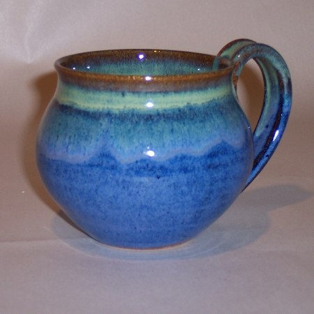 Handmade Pottery Coffee Cups