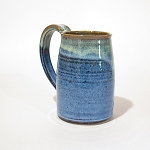 Large No-Tip Hand Thrown Mugs